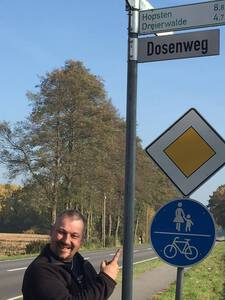 Dosenweg