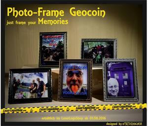 PhotoFrameGeocoin